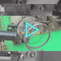 赵氏机械打圈机视频