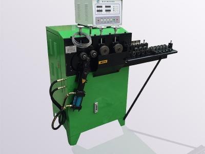 全自动数控打圈机 钢筋打圈机 桶箍机 伺服打圈机 铁线卷圈机
