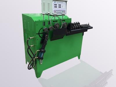 自动液压打圈机 扁线打圈机 钢带打圈机 全自动卷圆机 角钢打圈机