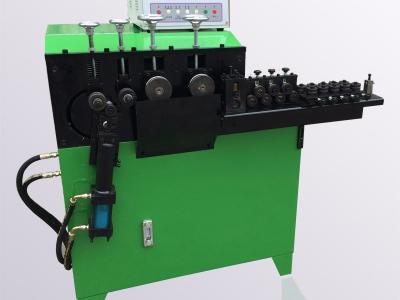 供应赵氏牌水泥电线杆专用打圈机电线杆骨架打圈机